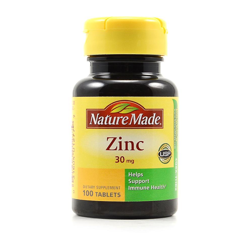 Nature Made Zinc Review