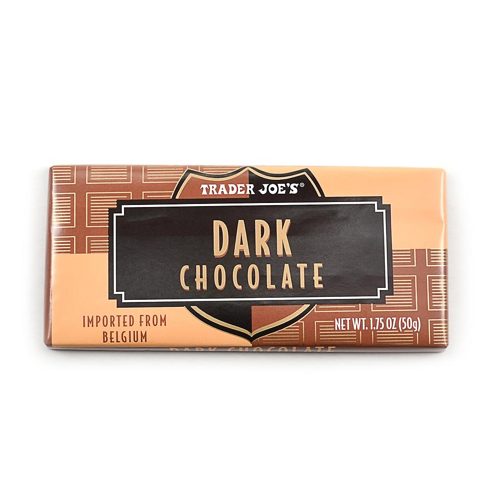 Trader Joe's Dark Chocolate Bar Review