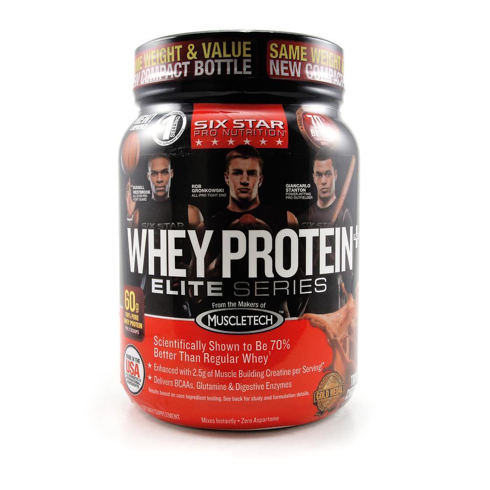 Six Star Pro Nutrition Elite Series