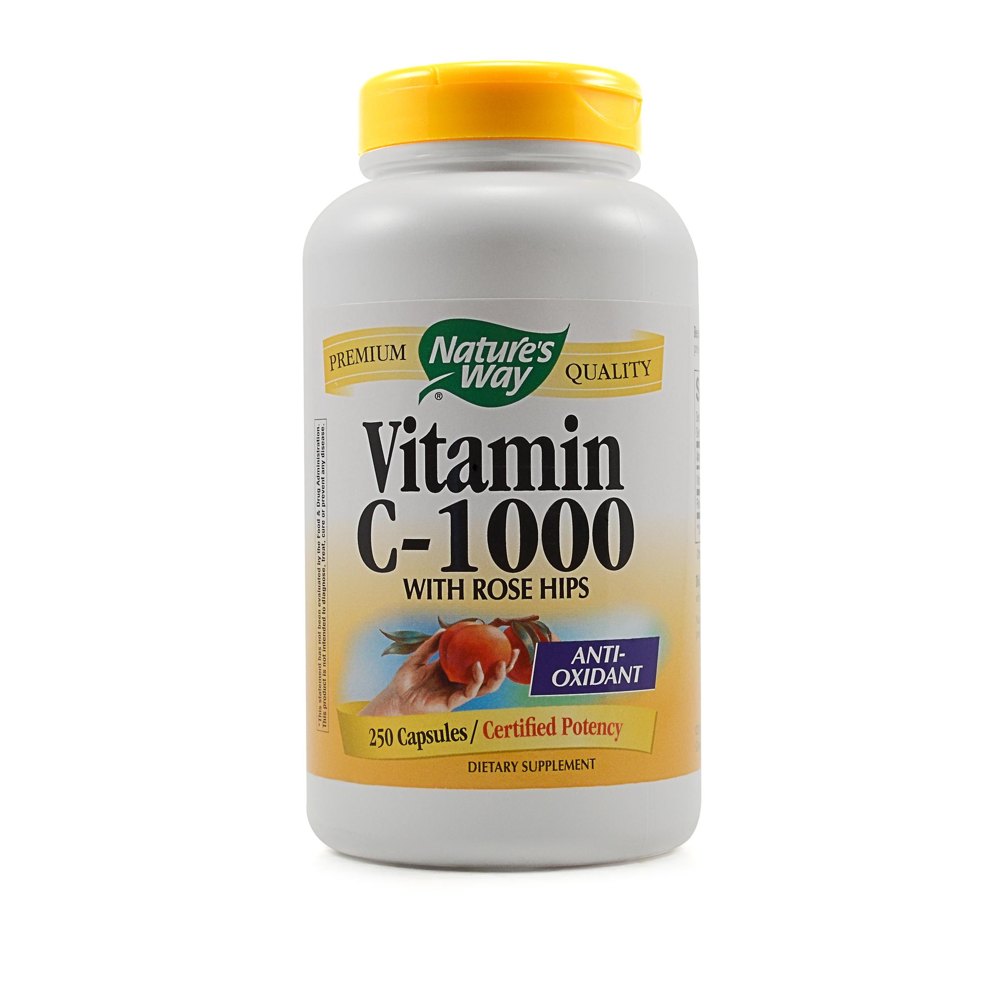 vitamin way 1000 nature natures labdoor
