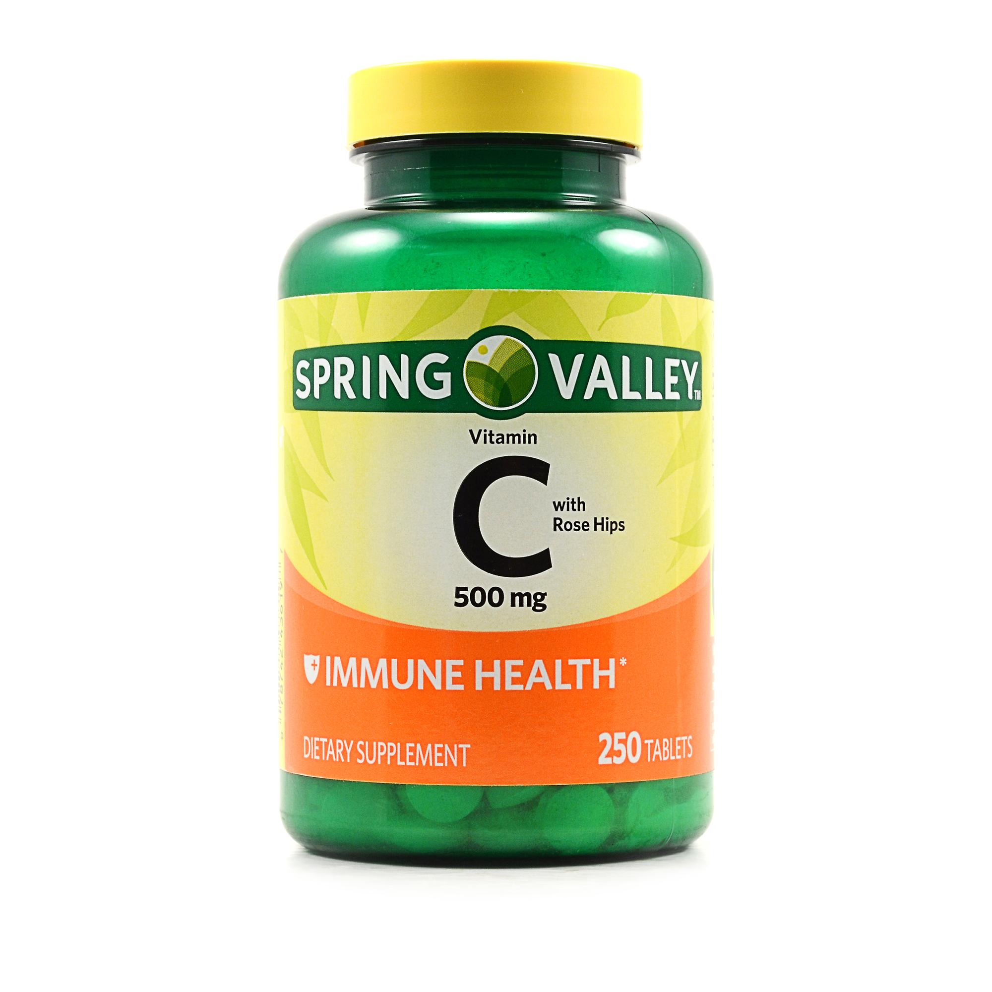 Spring valley vitamin c review labdoor for Spring valley fish oil review