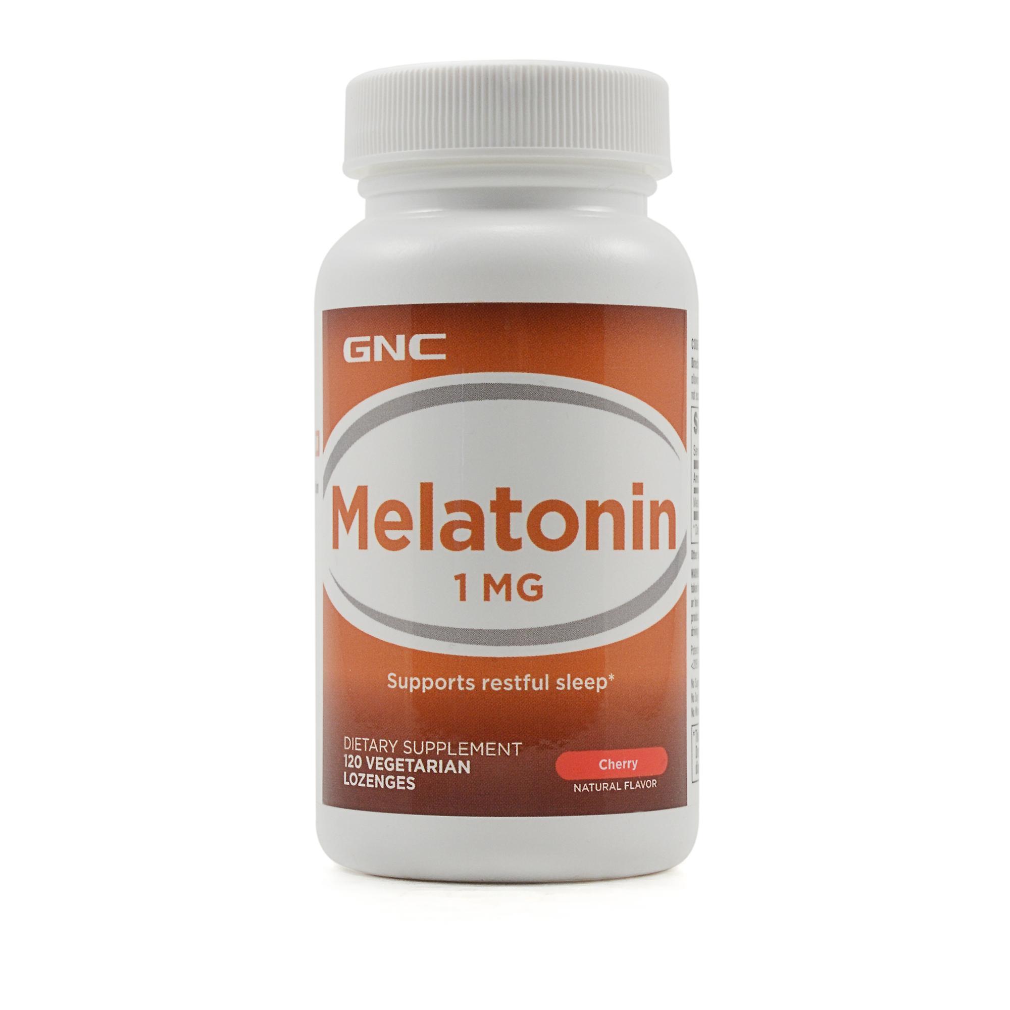 GNC Melatonin Review - LabDoor
