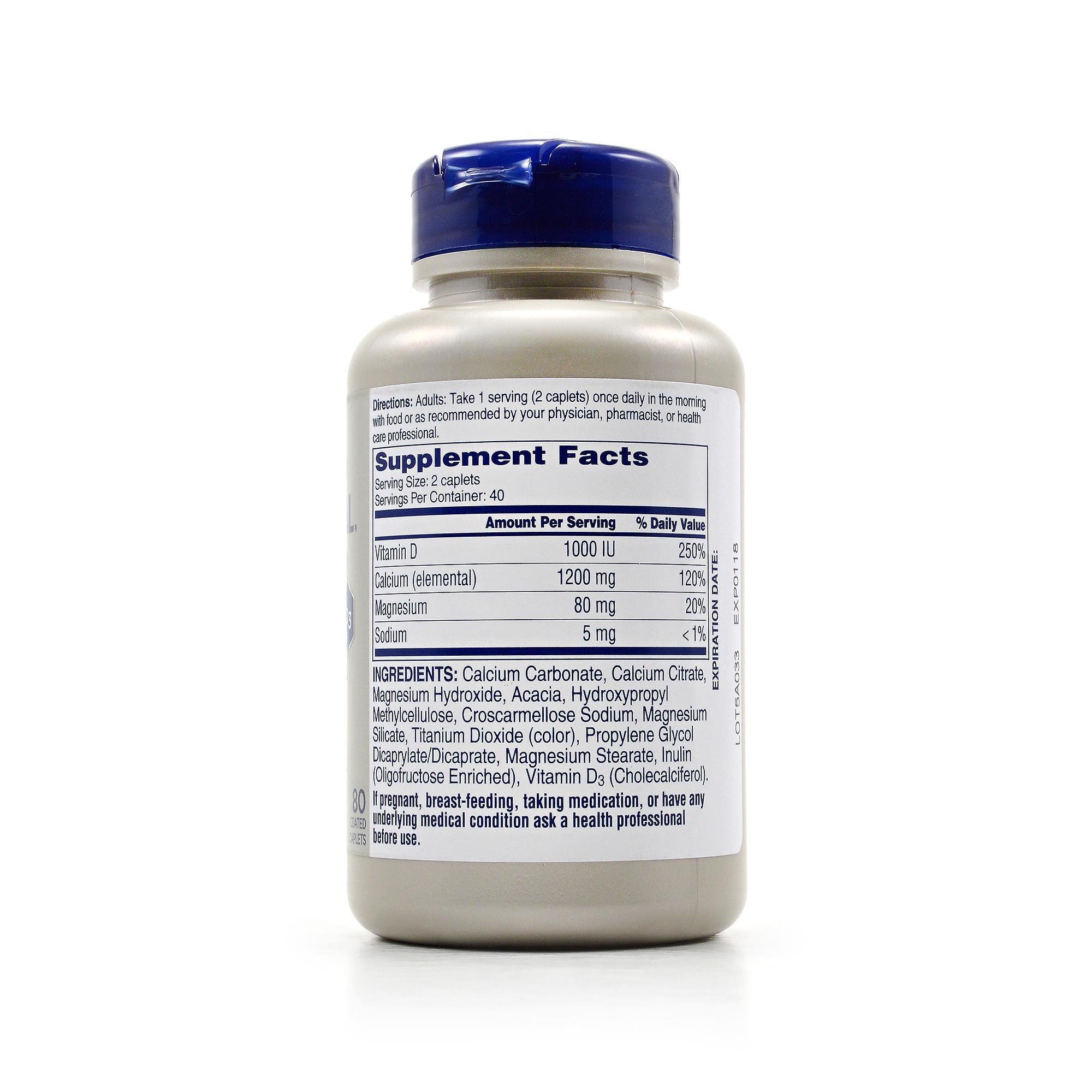 Citracal Calcium + D3, Slow Release Review - LabDoor