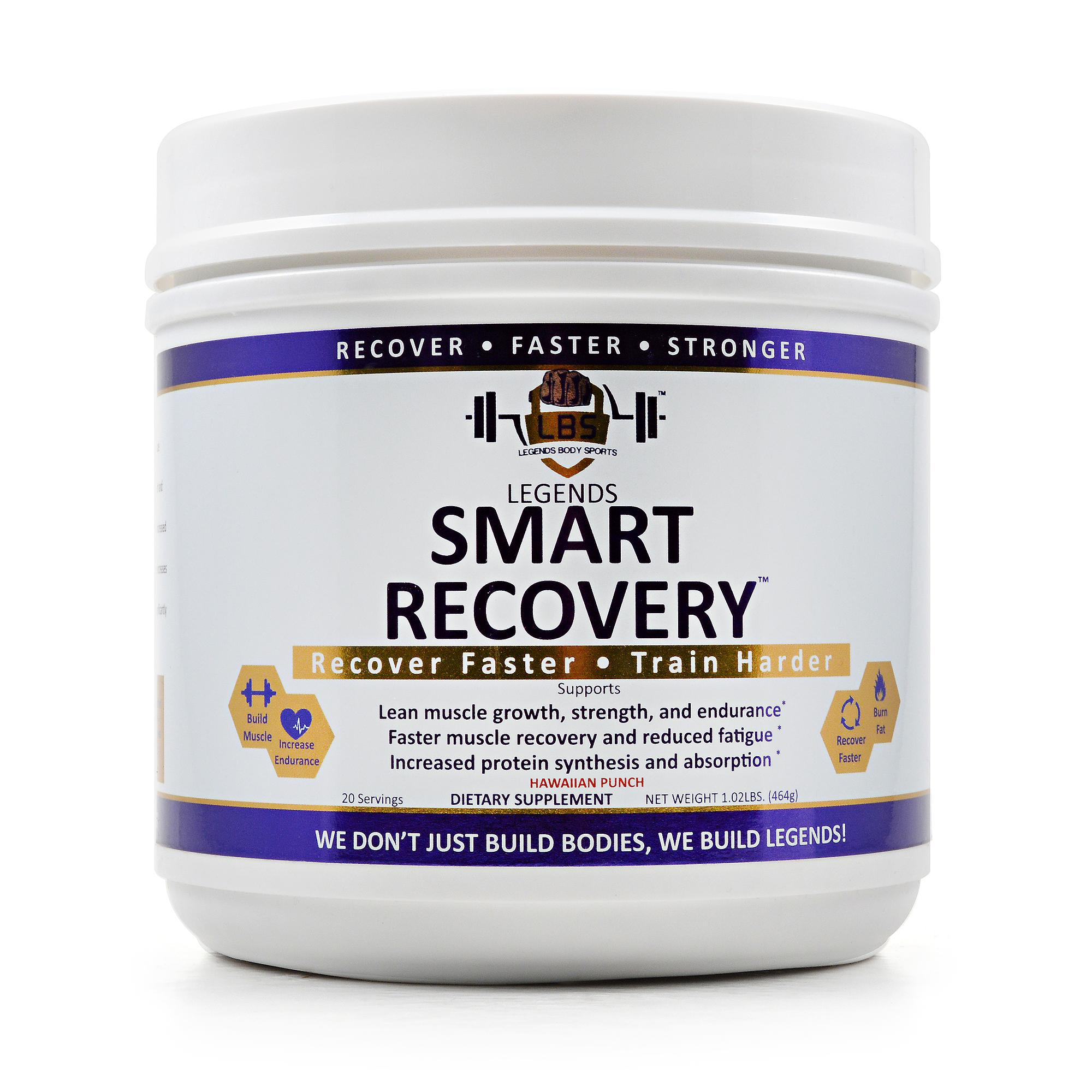legends body sports smart recovery review labdoor