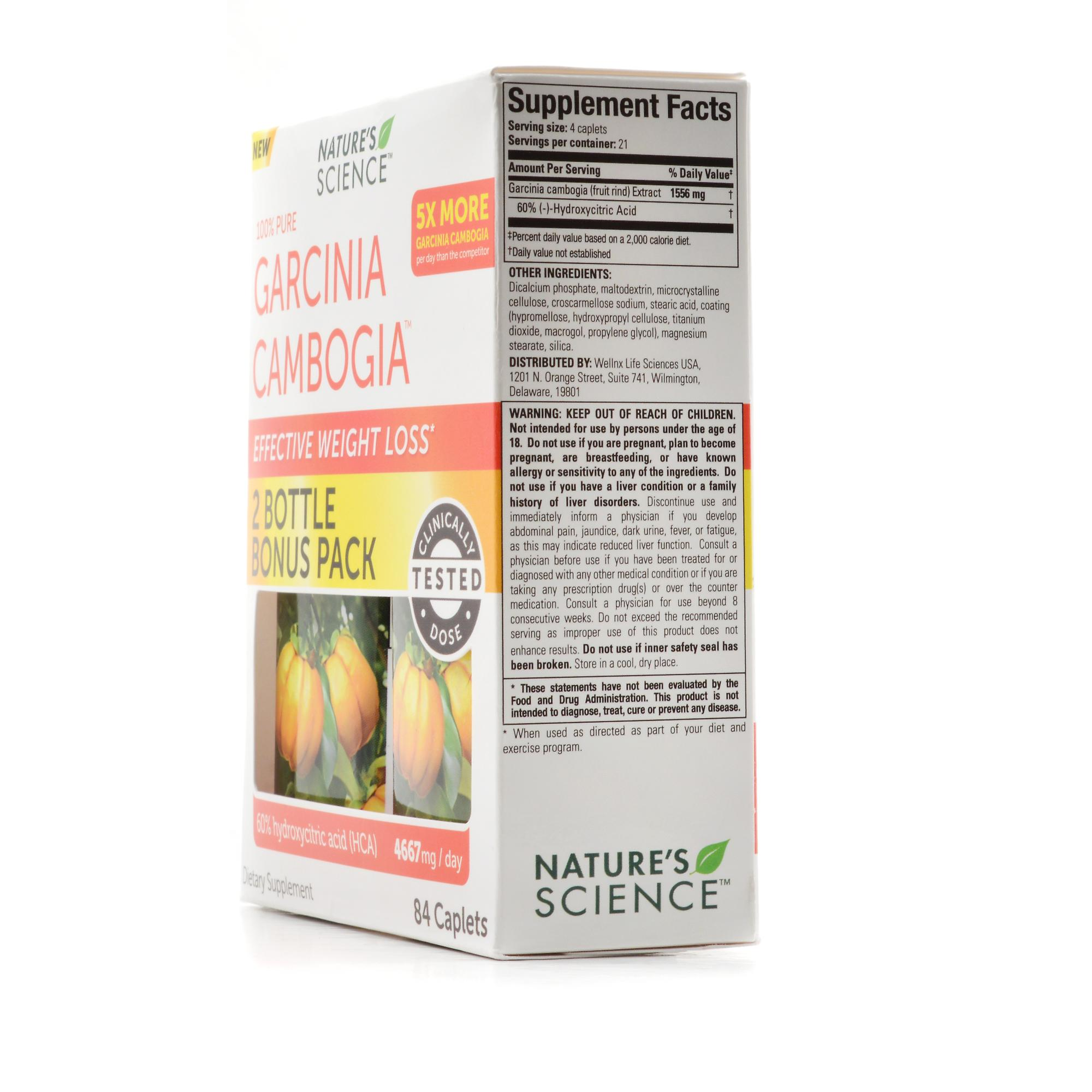 Nature S Science Garcinia Cambogia X