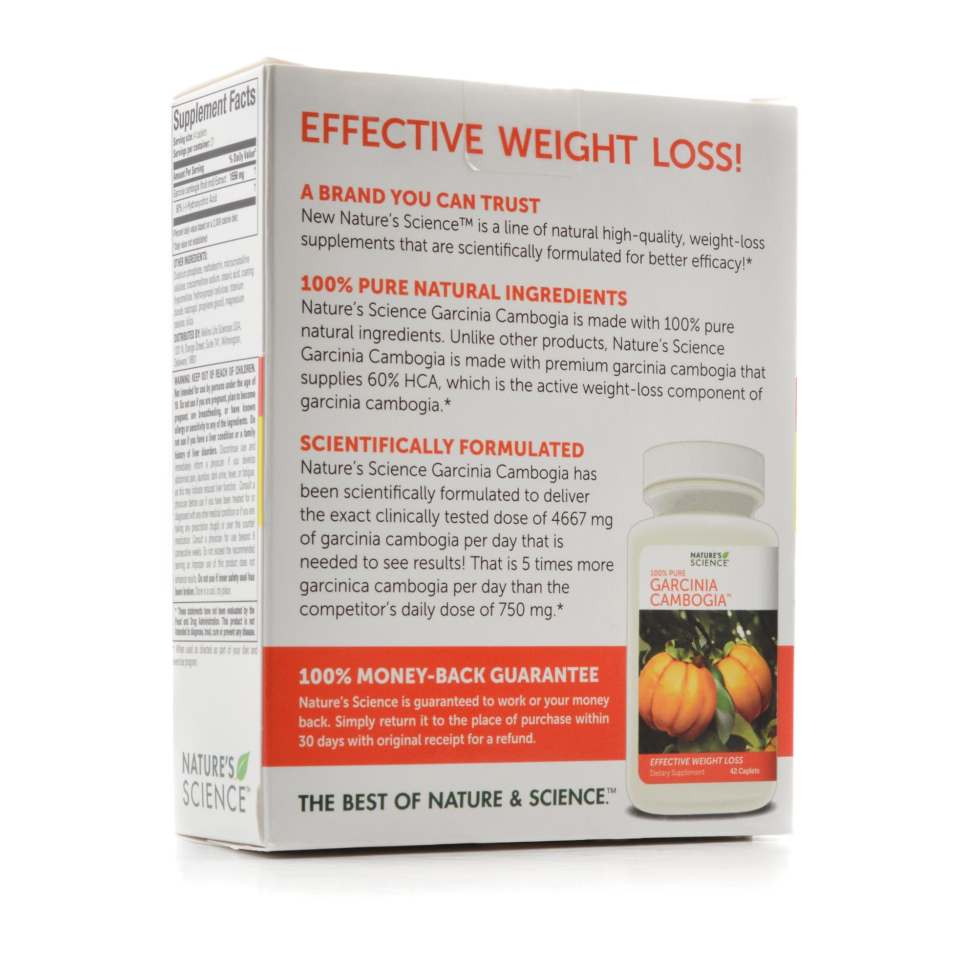 Nature39;s Science 100% Pure Garcinia Cambogia Review  LabDoor