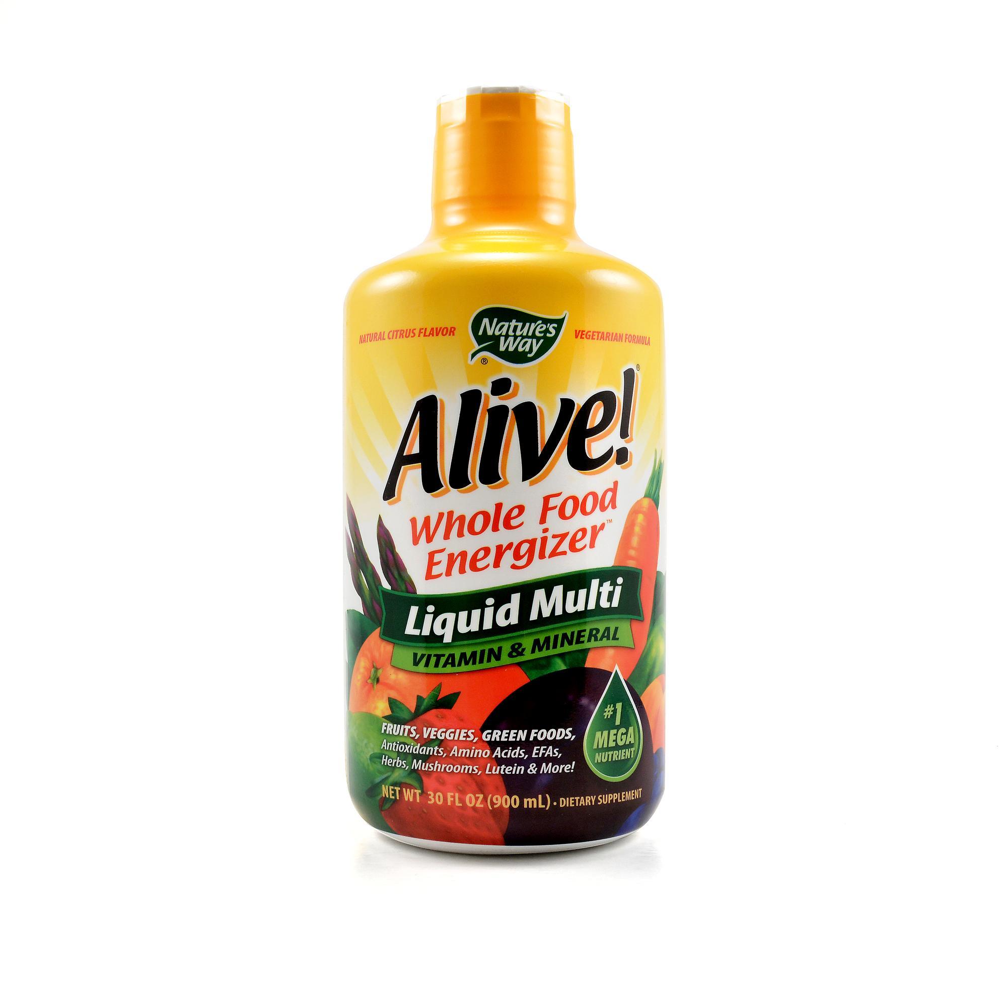 Nature S Way Fish Oil Liquid