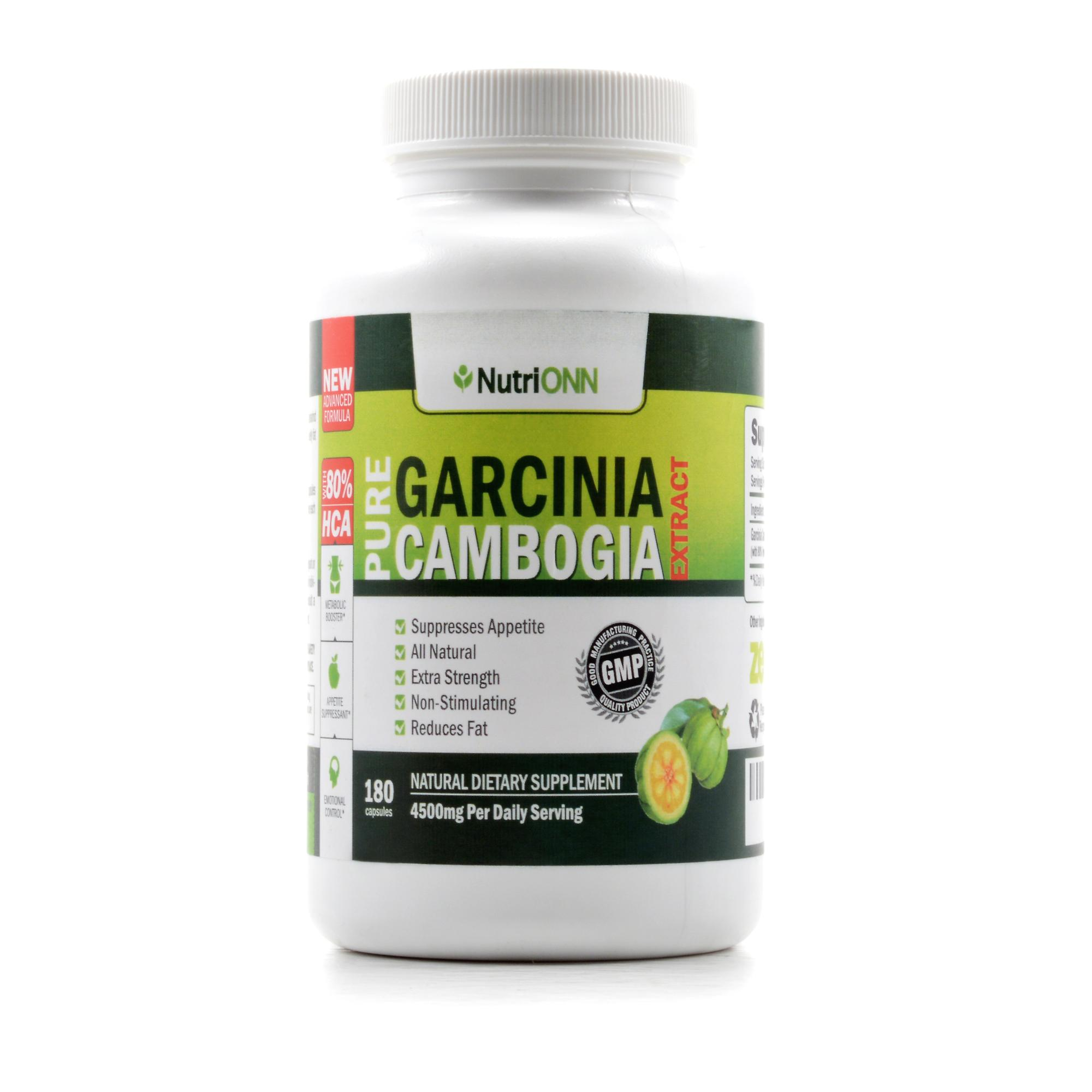 pure garcinia cambogia extract mg