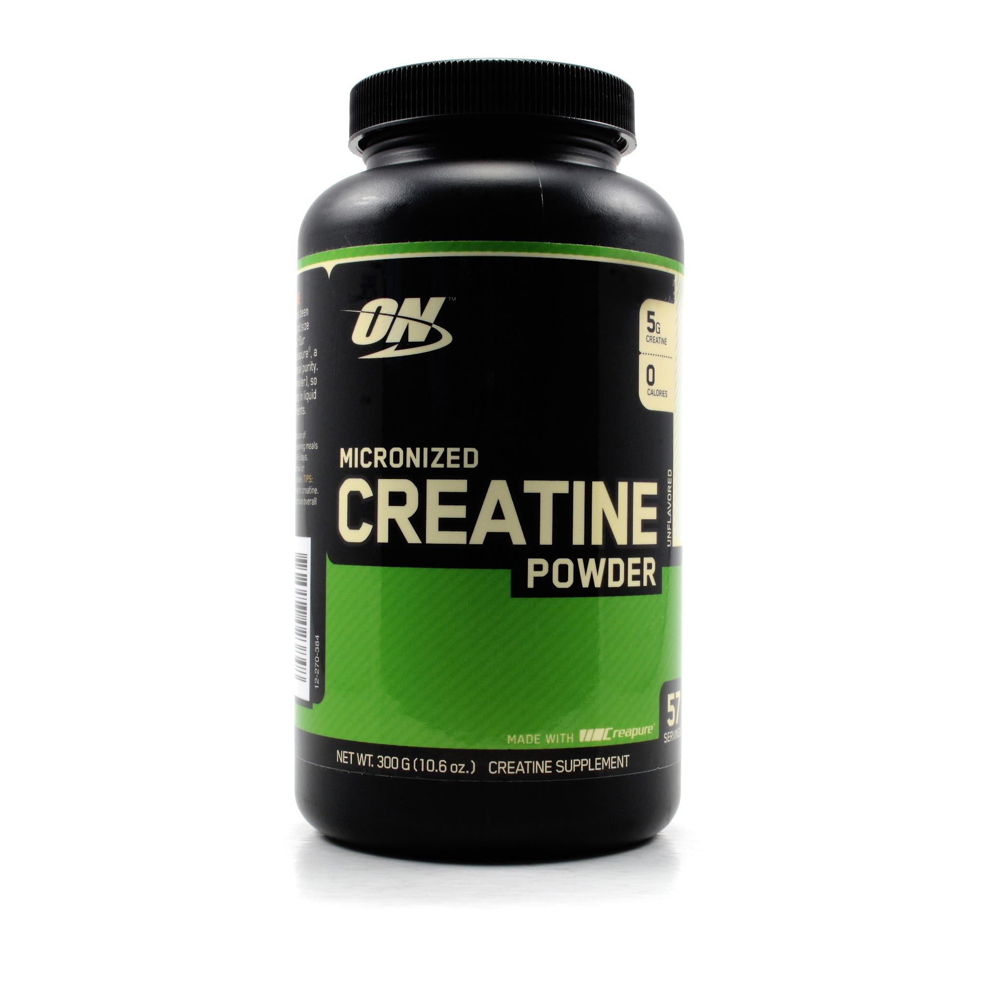 Optimum nutrition creatine monohydrate review