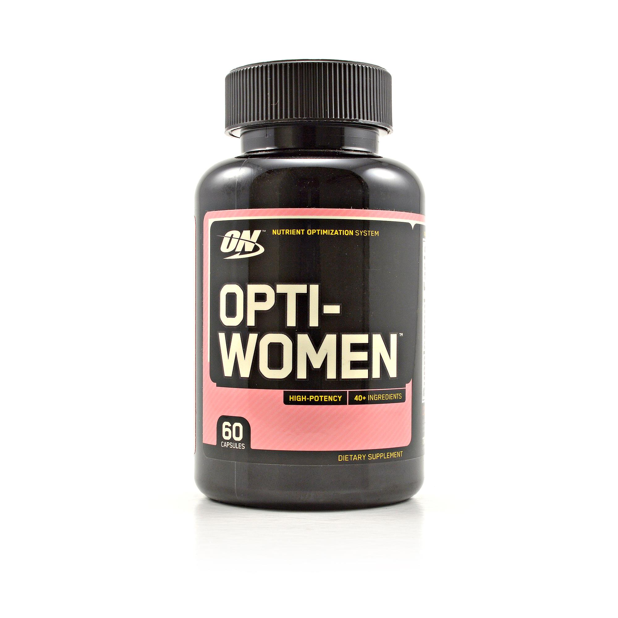Opti women optimum nutrition