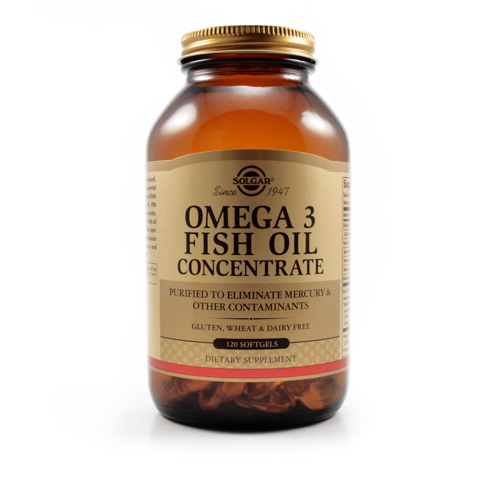 Solgar omega 3 fish oil concentrate review labdoor for Omega 3 fish oil reviews
