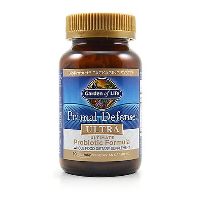 Primal Defense Probiotic Review Garden Of Life Probiotic