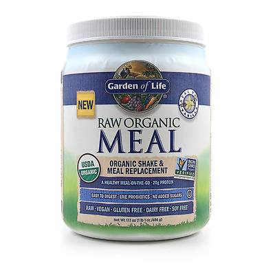 Garden of life raw organic meal review - Garden of life raw meal weight loss results ...