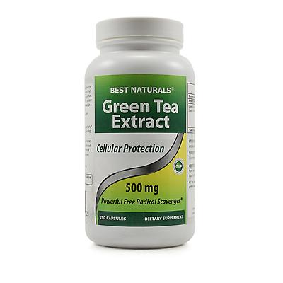 Best green tea capsules