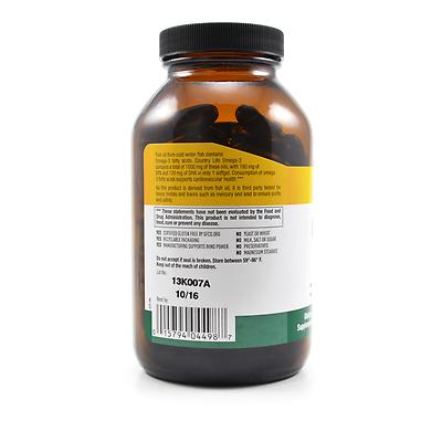 Country life omega 3 review for Labdoor fish oil
