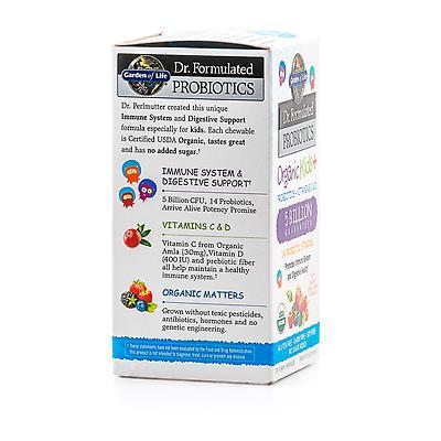 Garden of life organic kids review - Garden of life children s probiotics ...