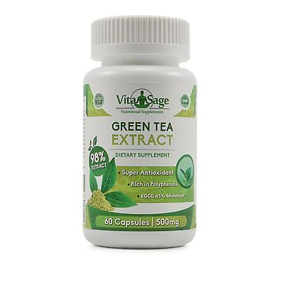 Image result for vitasage green tea extract