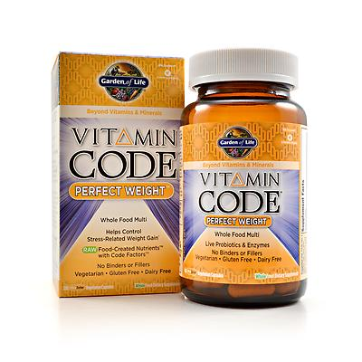 Garden of Life Vitamin Code Perfect Weight Review Labdoor
