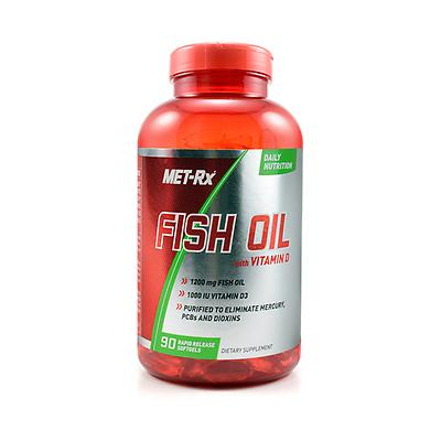 Met rx fish oil with vitamin d review for Vitamin d fish