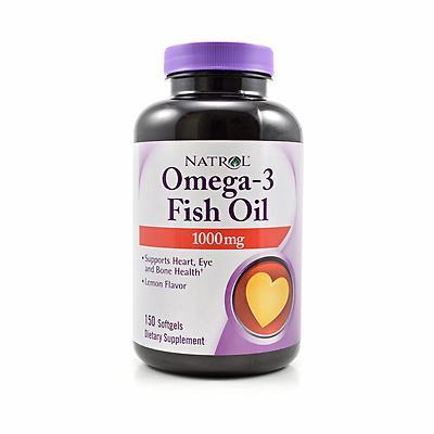 Natrol omega 3 review for Labdoor fish oil