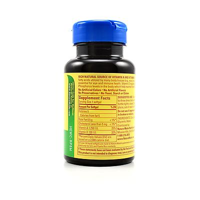 Nature Made Cod Liver Oil Review