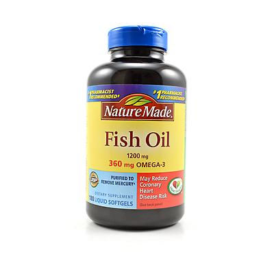 nature made fish oil review