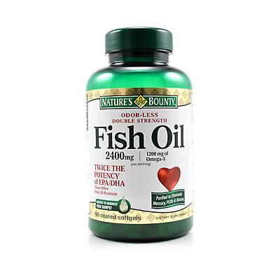 Nature 39 s bounty fish oil review odorless fish oil labdoor for Nature s bounty fish oil review