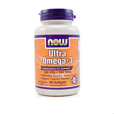 Now Foods Ultra Omega  Review