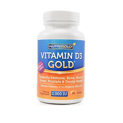Vitamin d ratings