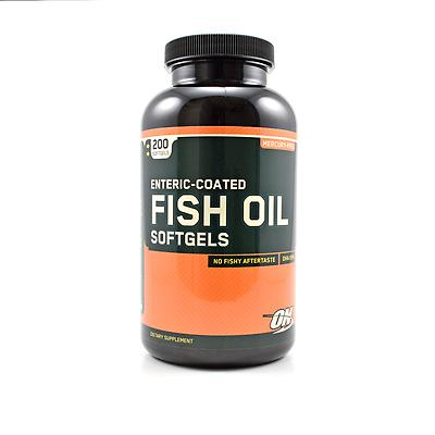 Optimum nutrition fish oil review for Fish oil ratings
