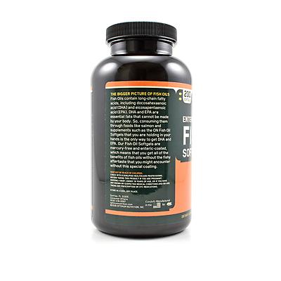 Optimum nutrition fish oil review for Fish oil review