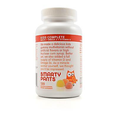 Smartypants Gummy Vitamins For Kids Review Labdoor